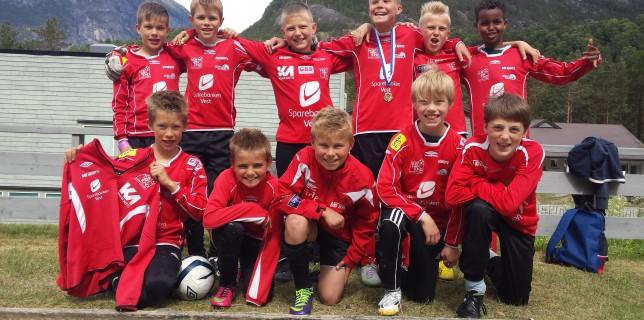 Bilete frå Eidfjord cup 2014
