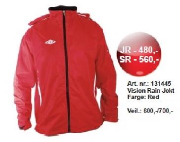 vision rain jacket